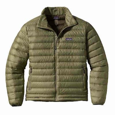 RCS Wish List: Patagonia Down Sweater