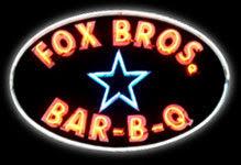 RCS Likes: Fox Brothers BBQ