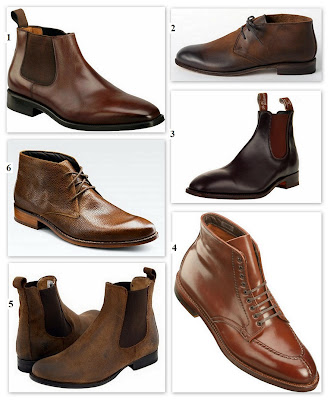 Dress Boots for Fall