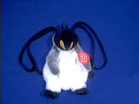 penguin backpack child youth