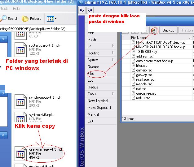 Install User Manager On Mikrotik Windows - xilusfeel