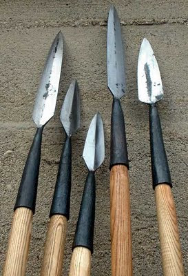 Hammered Out Bits: Spears for Vinland