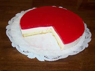 torta de yogur sin azucar