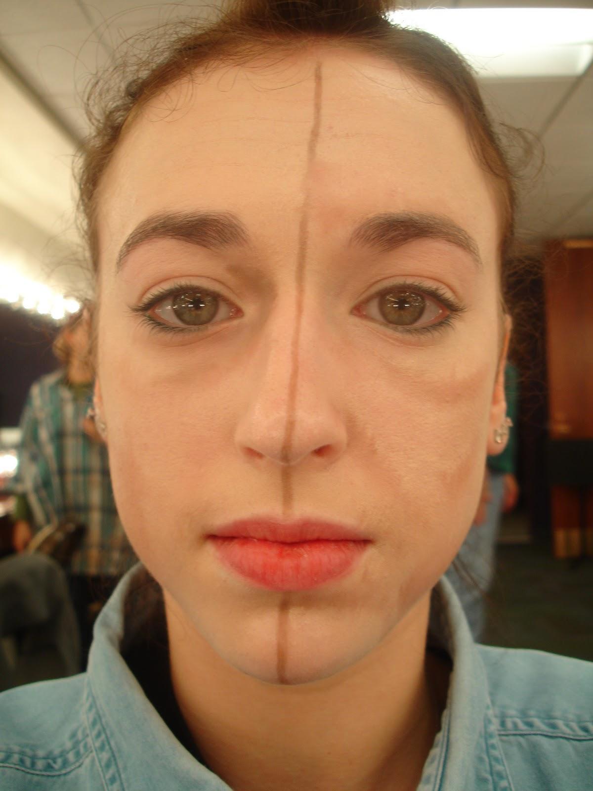Make-up: Elisa: Fat & Skinny Makeup