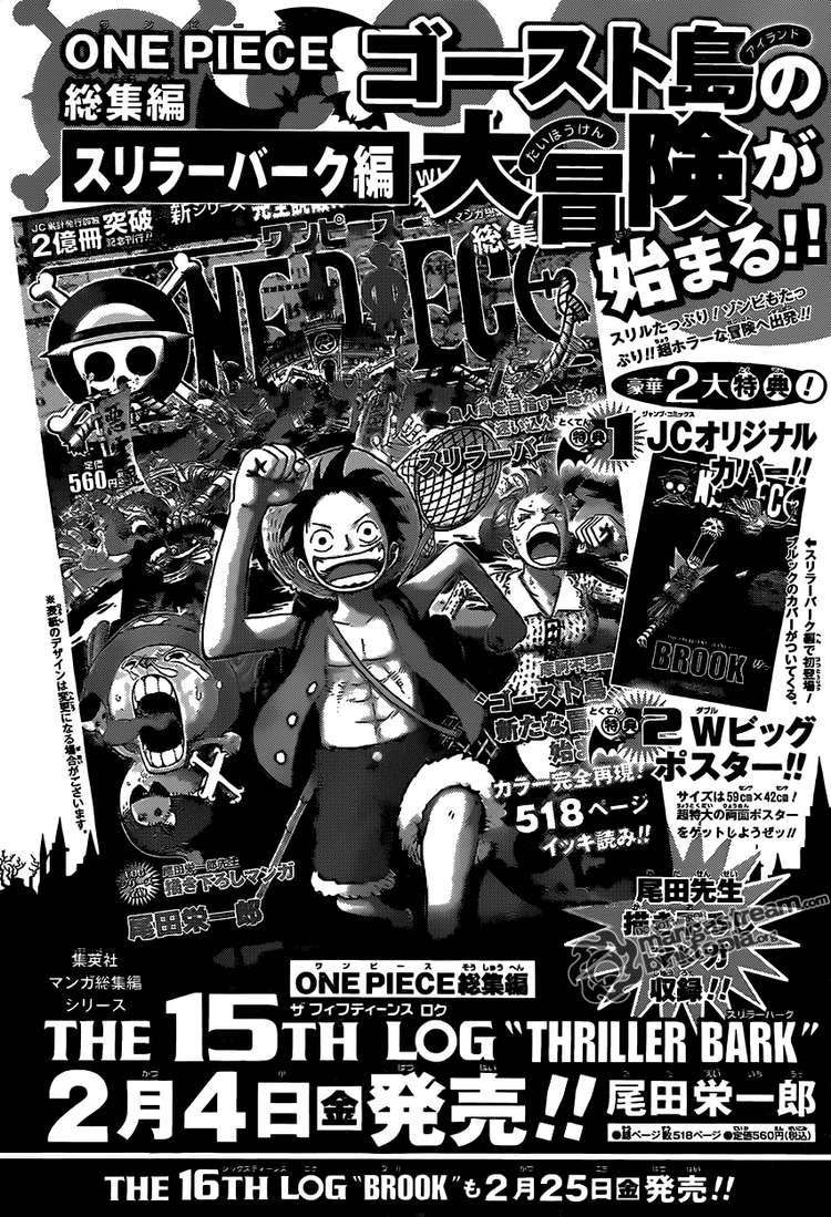 One Piece Chap 612