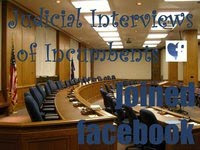 Annual Judicial Interviews Richmond, VA - Find us on the Facebook
