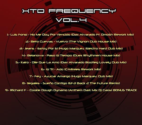 Elite Beat Xtd Frequency Vol 4