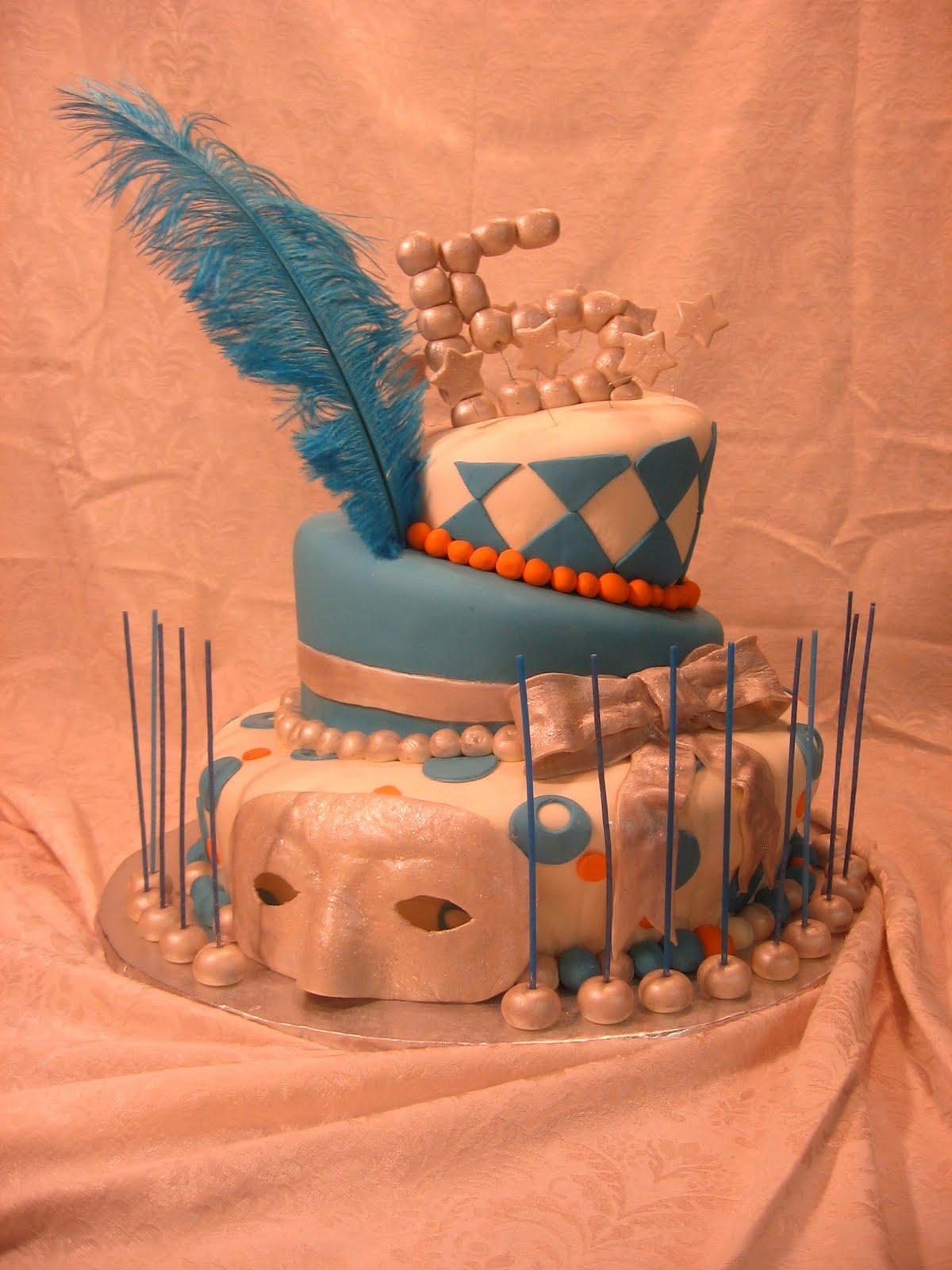 Quinceanera Masquerade Theme And Masquerade Decorations