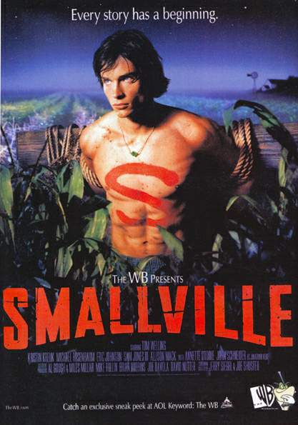 Seriado Smallville 1ª Temporada DVDRip RMVB Dublado