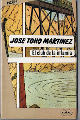 El Club de la Infamia  (Relatos) 1986 Madrid