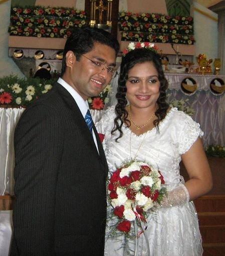 actressmallus: wedding rimi tomy