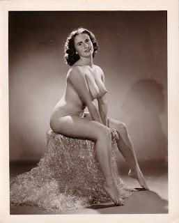 Vintage debby westmore 1950039s nudist 2