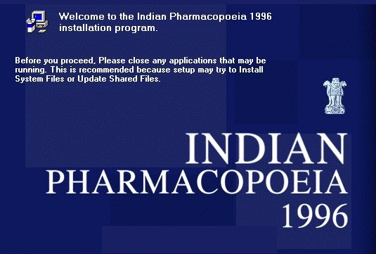 Pdf 1996 indian pharmacopoeia