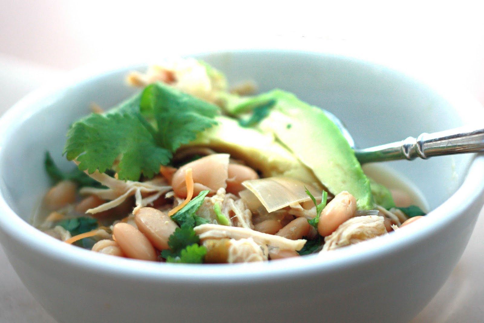 White Chicken Chili | Yummy Mummy Kitchen | A Vibrant ...