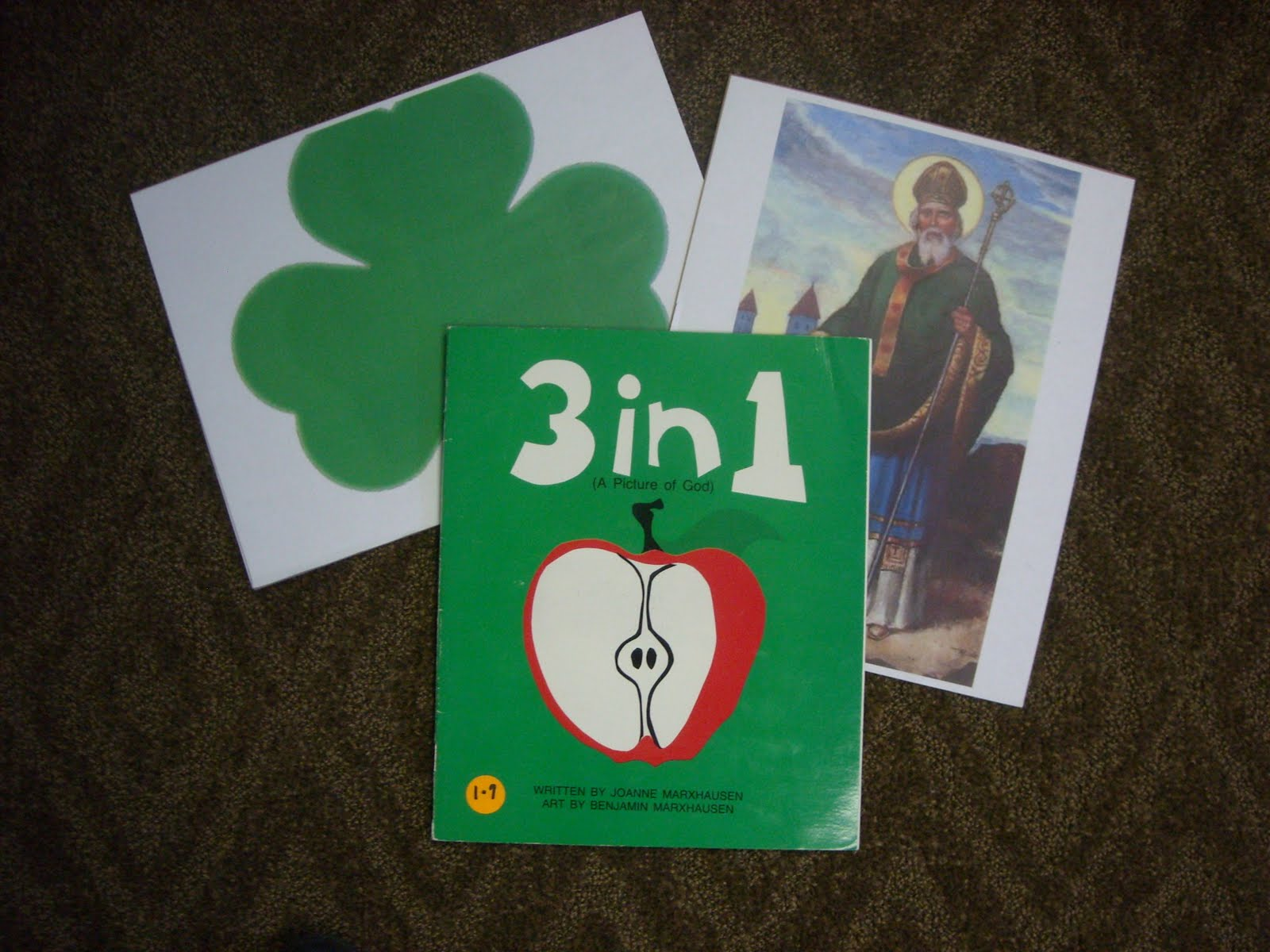 Objectives And Homework The Holy Trinity