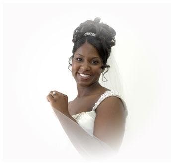 african american wedding hairstyles hairdos june 2009. Black Bedroom Furniture Sets. Home Design Ideas