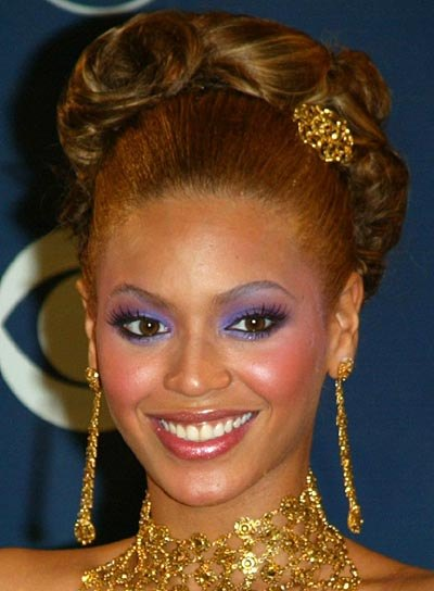 African American Wedding Hairstyles & Hairdos: October 2010