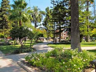 Central Square Santa Cruz Chile