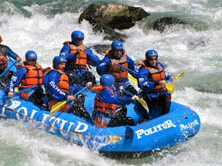 River Rafting Trancura River Wayne Pat dunlap chilean lake district chile