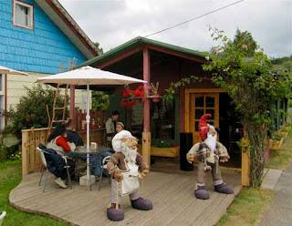 Restaurant Frutillar Chile