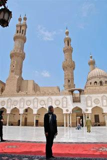 Pat dunlap Al-Azhar Mosque Isamic Cairo Egypt