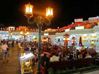 Restaurant Arcade Naama Bay Sharm el Shiek Egypt