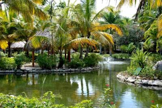 Beautiful Grounds Catalonia Bavaro Resort Punta Cana Dominican Republic
