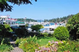 Roche Harbor San Juan Island Washington USA