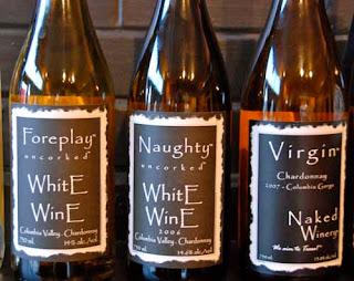 Naked Winery Hood River Oregon USA