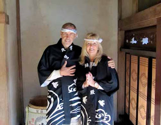Wayne Pat Dunlap Nishin Goten Hering Museum Otaru Japan