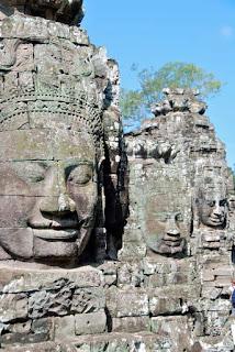 Bayon Angkor Thom Cambodia