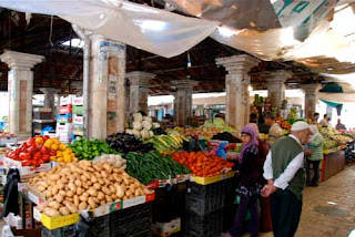 Soug (Market) - Bethlehem,  Palestinian National Authority (PA)