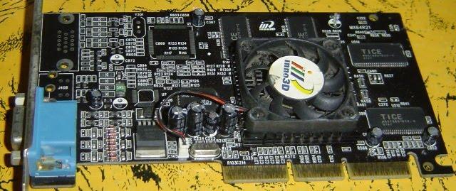 Inno3d fx5200 8x