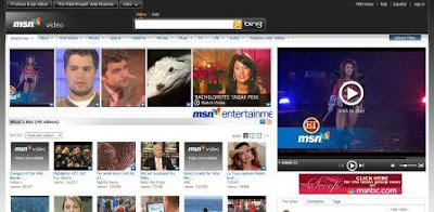 What's Hot by relevance MSN