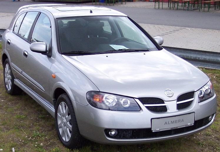 Wiring Diagram Nissan Almera 2003