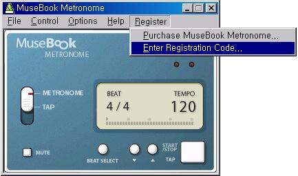 MUSEBOOK METRONOME TEMPO EBOOK
