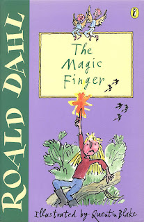 Book Review: The Magic Finger