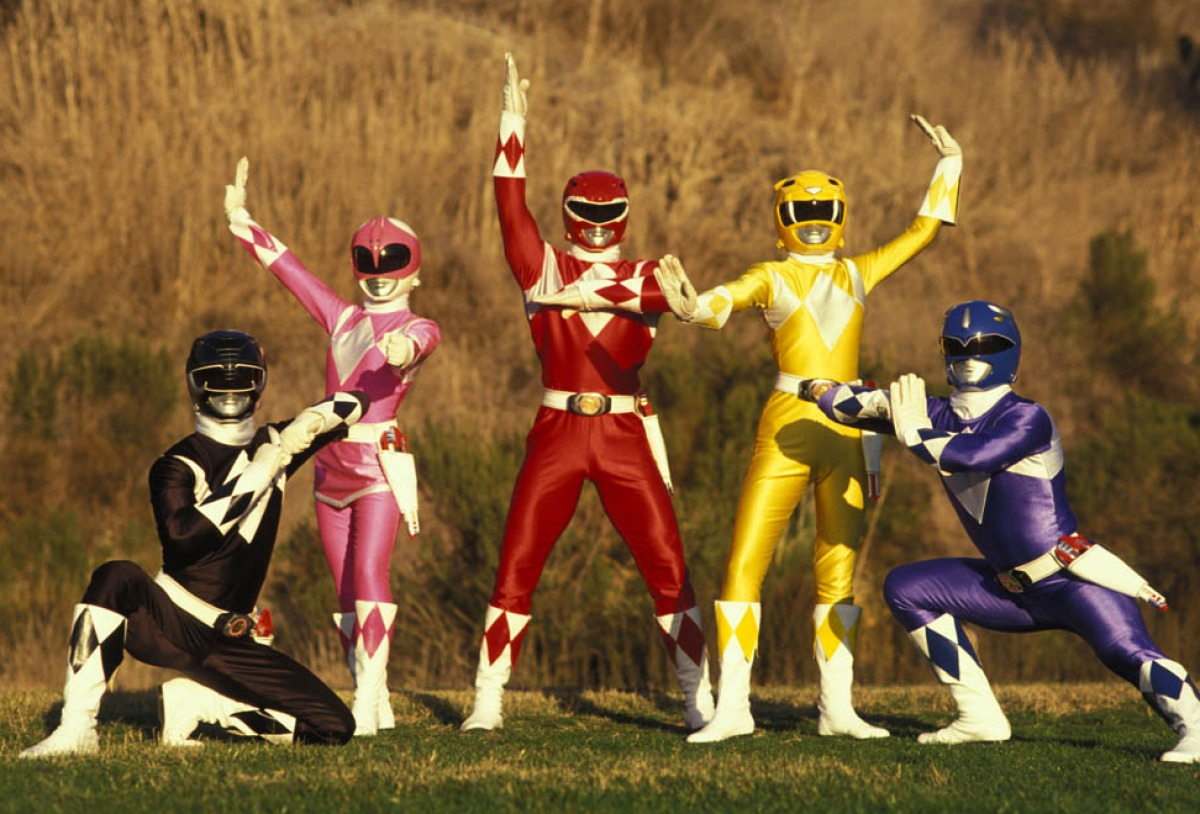 Power Rangers Union: Why MMPR is so popular