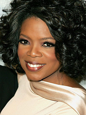 Oprah To Join Tweeter With Help From Ashton Kutcher