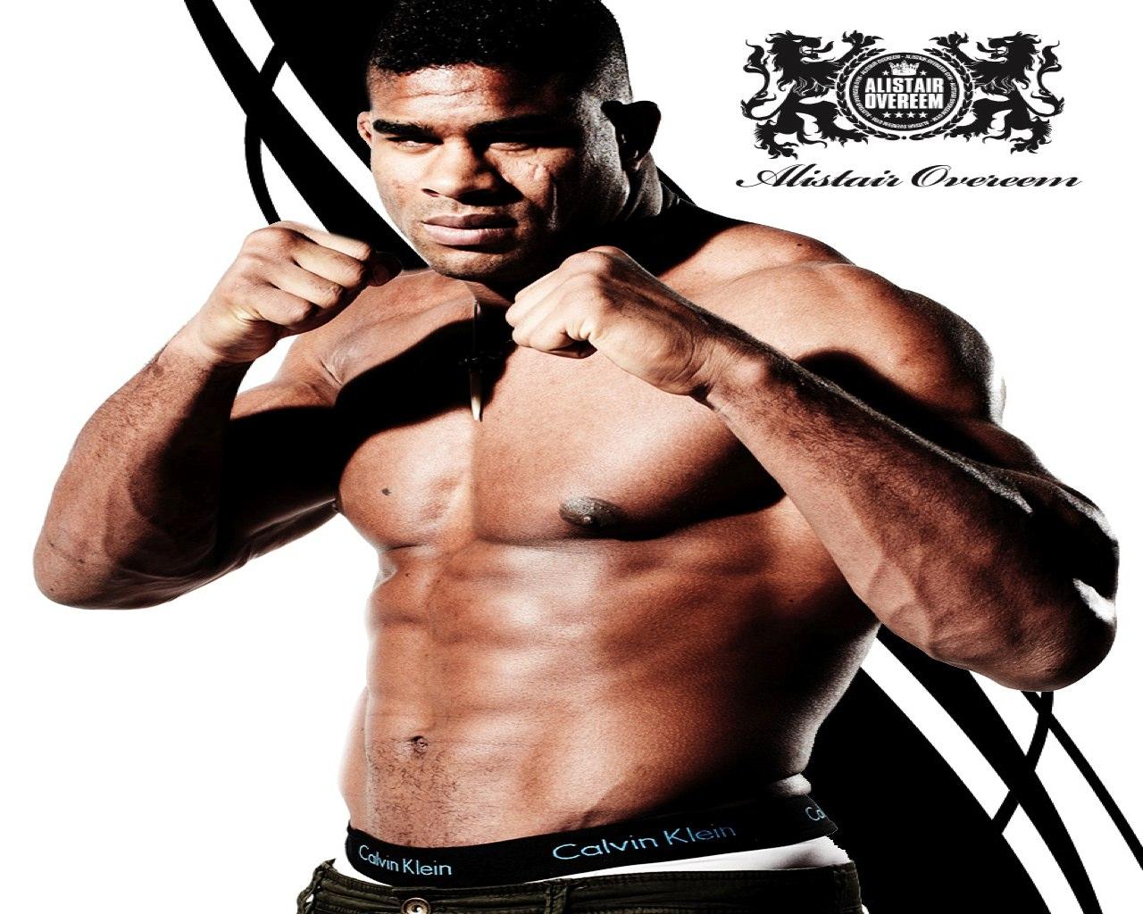 Mma Fight Opinion Alistair Overeem 2010 K 1 Grand Prix Champion