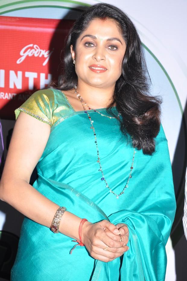 Ramya Krishnan Hot In Saree Stills  Zusttollywood-3831
