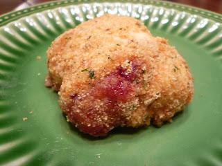 Cranberry Citrus Chicken