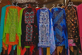 Baluchi women's clothes
