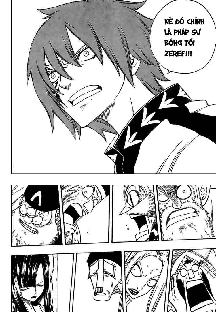Fairy Tail Chap 84