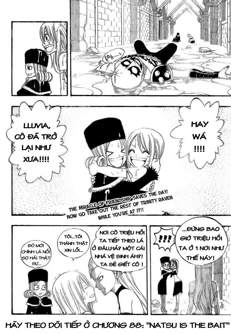 Fairy Tail Chap 87