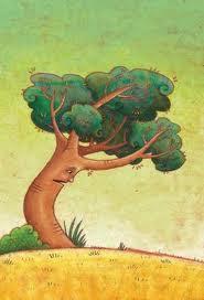 Una loca desalmada conforme es el rbol as es el fruto for Que significa dibujar arboles secos