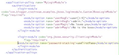 Software development, Operating Systems,    : JBoss custom