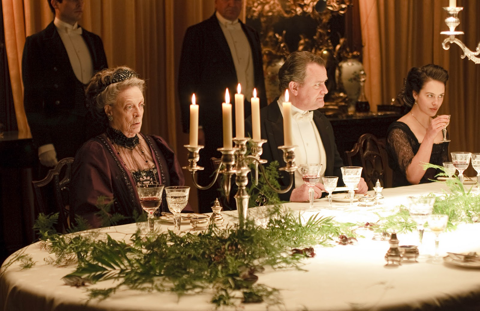 in defense of downton abbey (or, don't believe everything you read