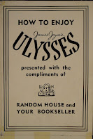 """A title page for """"How to Enjoy James Joyce's Ulysses."""