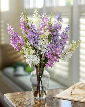 And Then There Are Those Of Us Who Believe That Filling A House With Real Flowers May Be Nice For Special Occasions Like Dinner Party